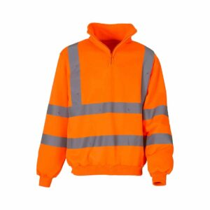 Yoko 1/4 Zip Sweatshirt – YK033