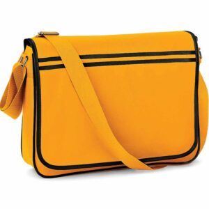 BG71 BagBase Retro Messenger Bag