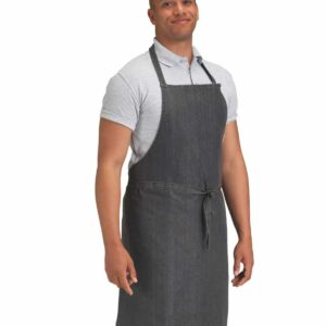 Dennys CD Denim Bib Apron – DE128