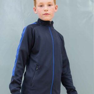 Finden & Hales Kids Knitted Tracksuit Top – LV873