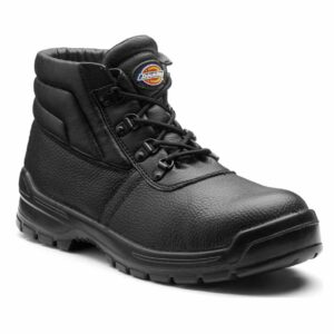Dickies Redland Black Boots – WD114