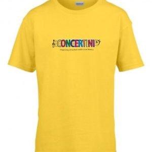 Concertini Branded Kids T-Shirt