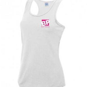 Body Positive JC015 Ladies Training Vest
