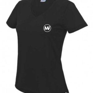 MiBody JC006 Ladies Training T-Shirt