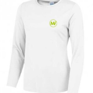 MiBody JC012 Ladies Long Sleeve Training T-Shirt