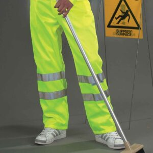 Yoko Polycotton Work Trousers – YK300
