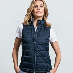 Russell Ladies Nano Bodywarmer – 441F