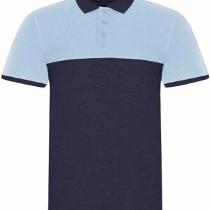 AWDis Colour Block Polo – JP110
