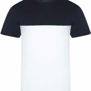 AWDis Colour Block T-Shirt – JT110