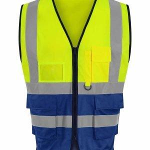 PRO RTX High Visibility Executive Waistcoat – RX705