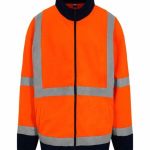 PRO RTX High Visibility Fleece Jacket – RX750