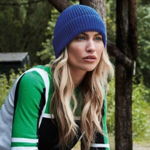 Beechfield Engineered Knit Ribbed Beanie - BB380