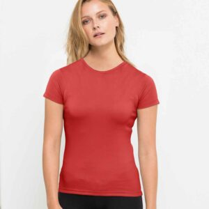 Ecologie Ladies Ambaro Recycled Sports T-Shirt – EA004F
