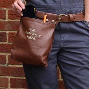 Joseph Alan Detachable Leather Pocket - JA101