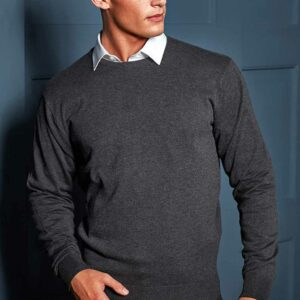 Premier Cotton Rich Crew Neck Sweatshirt – PR692