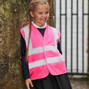 PRO RTX High Visibility Kids Waistcoat – RX700B