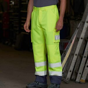 PRO RTX High Visibility Cargo Trousers - RX760