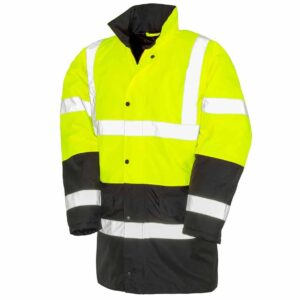 Result Core Motorway 2-Tone Safety Coat – RS452