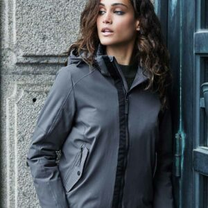 T9605 Tee Jays Ladies Urban Adventure Soft Shell Jacket