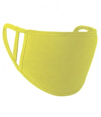 PR799 Mask in Lime Green