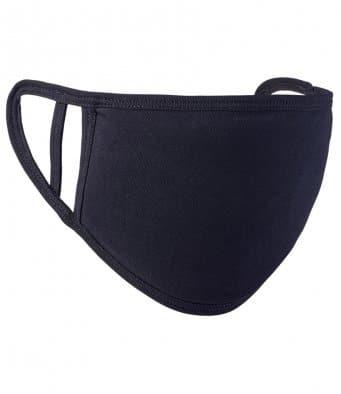PR799 Reusable face mask, washable - Black