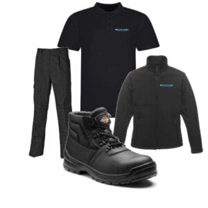 SP Workwear Employee Pack – Key Account Services Example