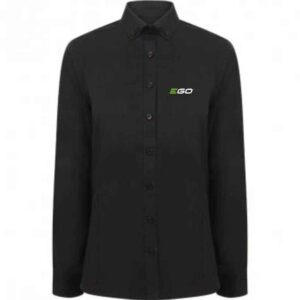 Ego Power Plus Ladies Blouse Shirt Black H513R