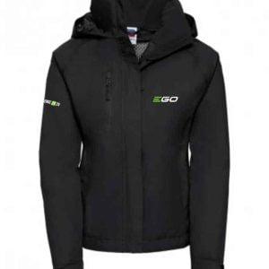 Ego Power Plus Ladies Jacket Black 510F