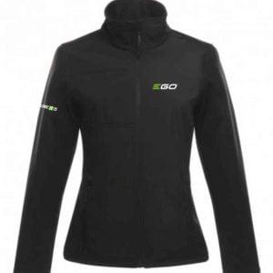 Ego Power Plus Ladies Soft Shell Jacket RG192