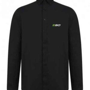 Ego Power Plus Mens Black Shirt H512R