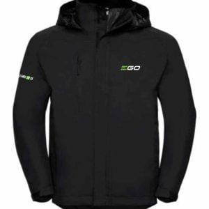 Ego Power Plus Mens Jacket Black 510M