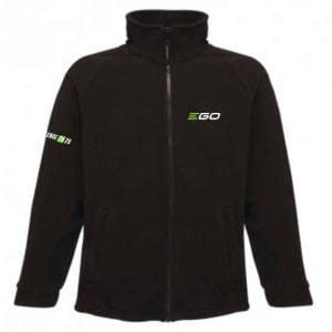 Ego Power Plus Unisex Black Fleece RG122