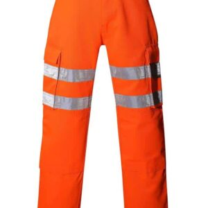 Lode-HVT01-Cut-To-Fit-Hi-Vis-Cargo-Trousers