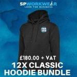 12 Classic Hoodie Bundle