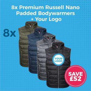 441M 8pc Premium Bodywarmer Deal - Product Image