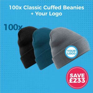 BB45 100pc Beanie Deal - Product Image