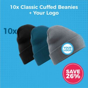 BB45 10pc Beanie Deal - Product Image