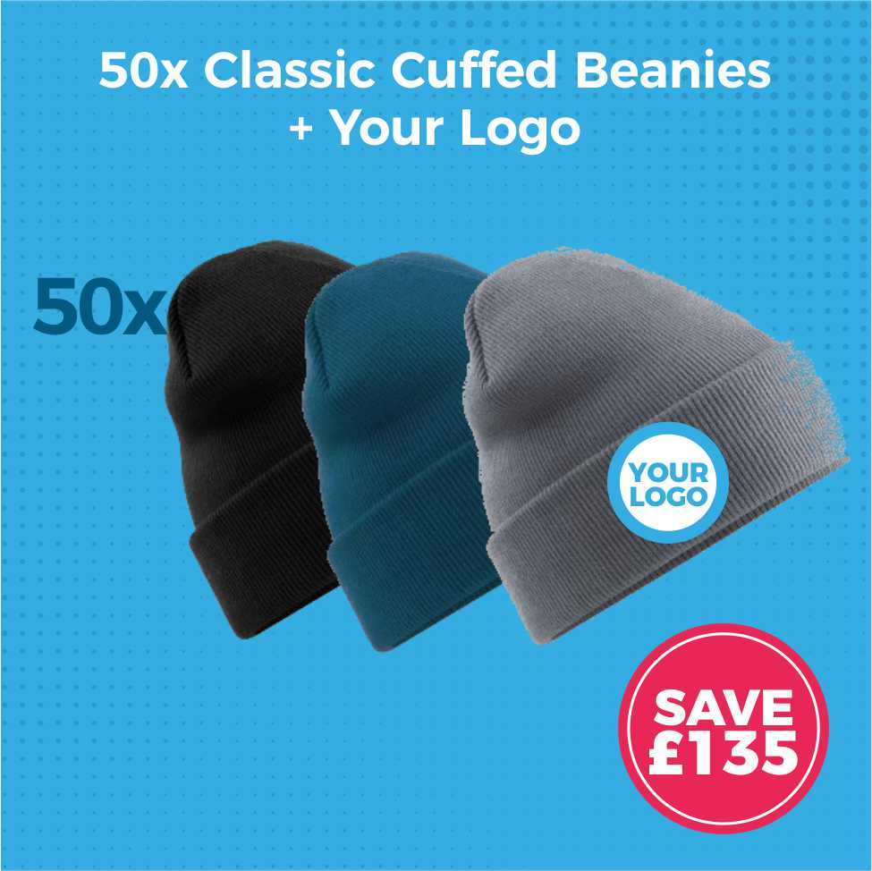 BB45 50pc Beanie Deal - Product Image