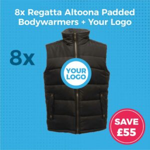 RG605 8pc Bodywarmer Deal - Product Image