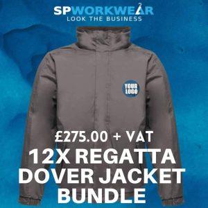 Regatta Dover Jacket Bundle x12