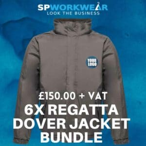 Regatta Dover Jacket Bundle x6