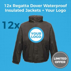 Regatta RG045 12pc Dover Jacket Deal