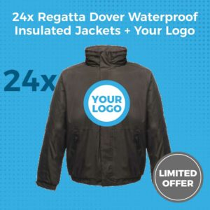 Regatta RG045 24pc Dover Jacket Deal