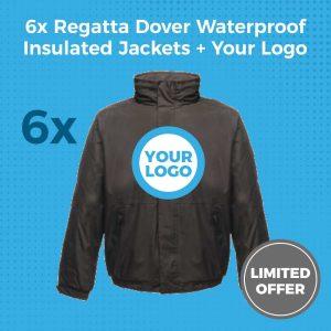Regatta RG045 6pc Dover Jacket Deal