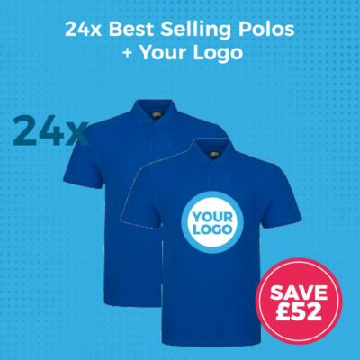 24x Polo Shirt Deal Ad - Product Image