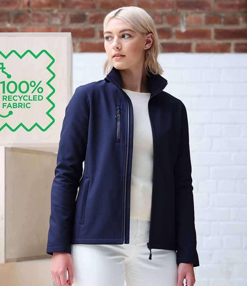 Regatta Honestly Made Ladies Recycled Softshell Jacket – RG2002