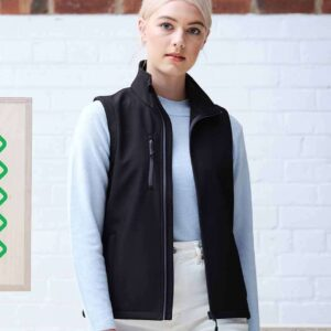 RG2003 Regatta Honestly Made Ladies Recycled Soft Shell Bodywarmer