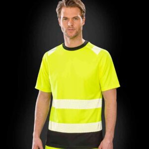 RS502 Result Genuine Recycled Safety T-Shirt