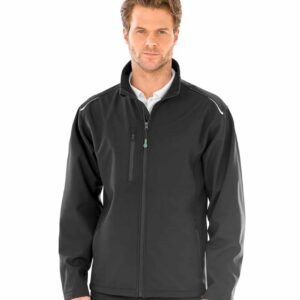 RS900 Result Genuine Recycled Three Layer Printable Soft Shell Jacket