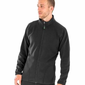 RS907 Result Genuine Recycled Micro Fleece Jacket